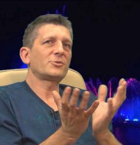 Jacek Sokal z wykładem na festiwalu wibracje