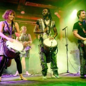 moribaya koncert i warsztaty na festiwalu wibracje