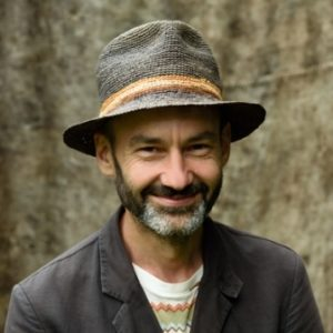 Ben Lazar wibracje 2018 serock permakultura