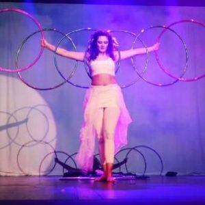 Katarzyna urmanowicz hula hoop