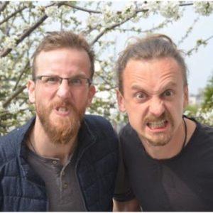 Maciek Antkowiak i Marcin Szot Odzyskaj Swój Gniew - powrót do źródła życiowej mocy