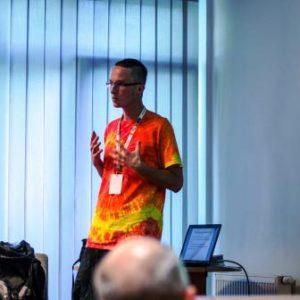 Jakub Stąpór z wykładem na Festiwalu Wibracje Alchemia Psychoaktywności
