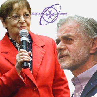 Izabela Litwin i Tomasz Kukułowicz