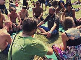 Wykład na trawie