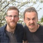 Maciek Antkowiak i Marcin Szot