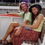 Michal Krawczyk i Giulia Lepori