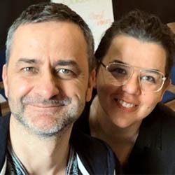 Krzysztof Lisiecki & Marta Grabowska