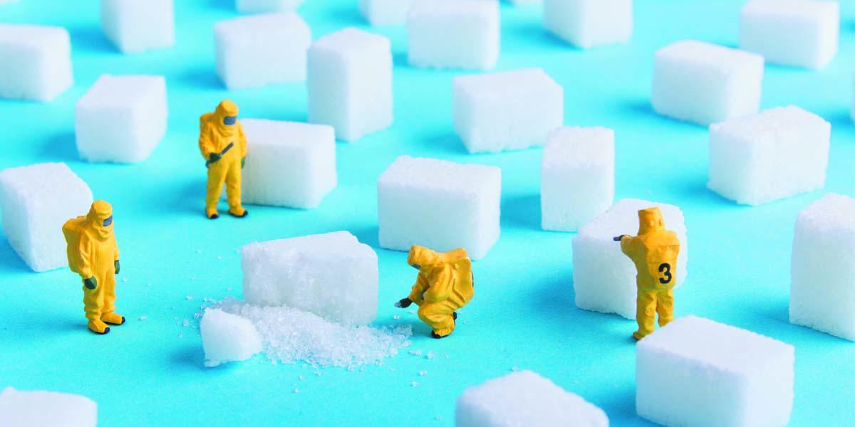 Zmiany emocjonalne po spożyciu cukru