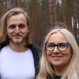 Wiesława Kutera-Nowak  i Natan Nowak/ Terrapia