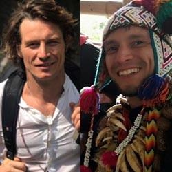 Dariusz Ślusarczyk & Renato González Pérez