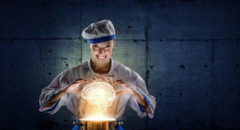 Jak jedzenie wpływa na sprawność mózgu i myślenie
