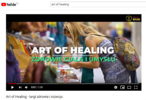 Art of Healing targi zdrowia