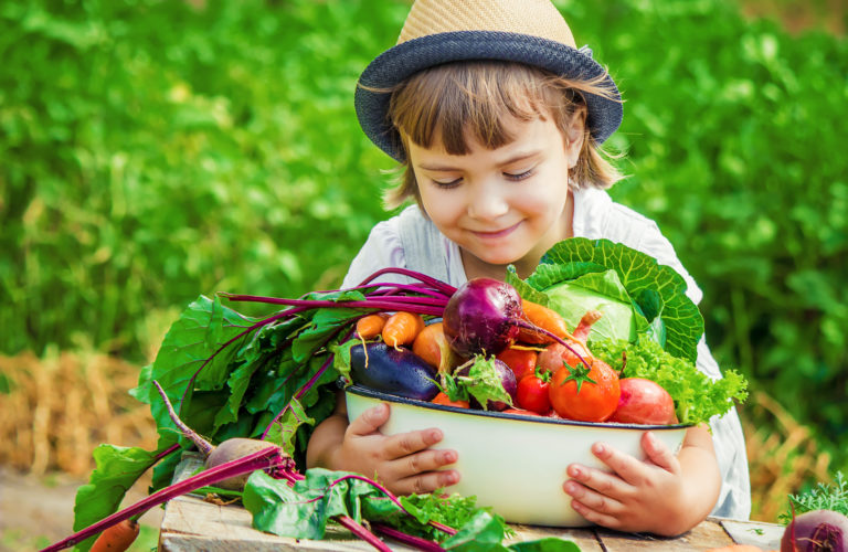 Żywienie niemowląt i małych dzieci na diecie roślinnej