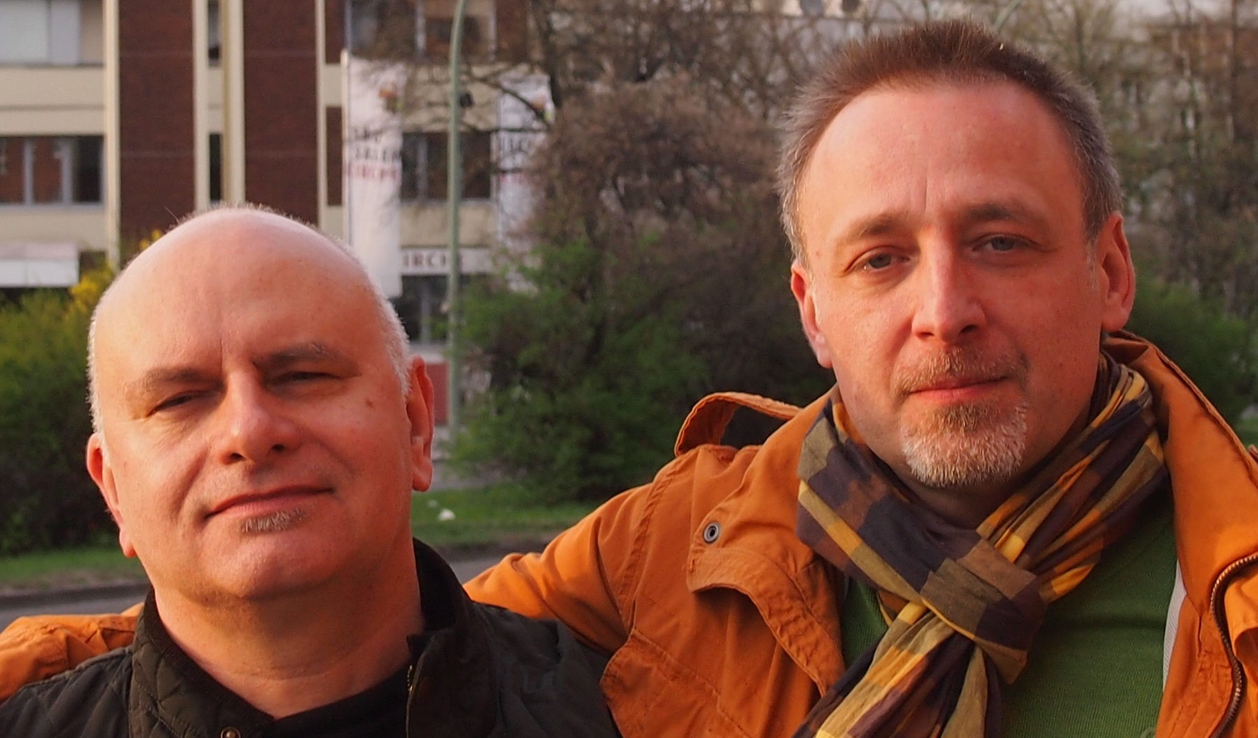 Michał Pyziak & Andrzej Rubaj