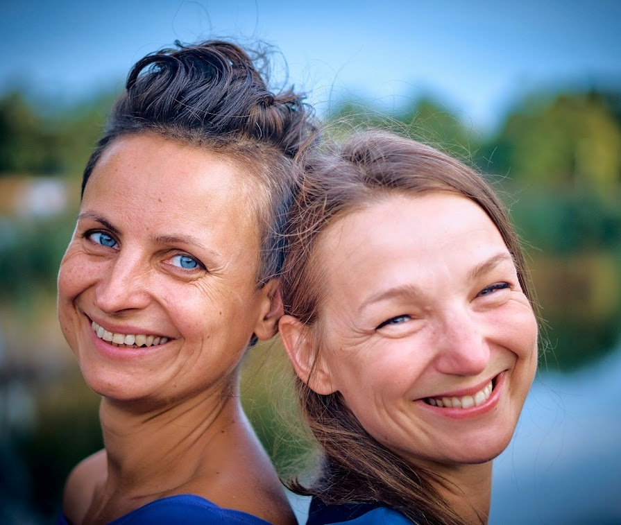 Nadia Szypiłow i Magda Knefel