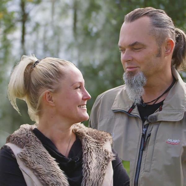 Marta i Mateusz Miłkowscy