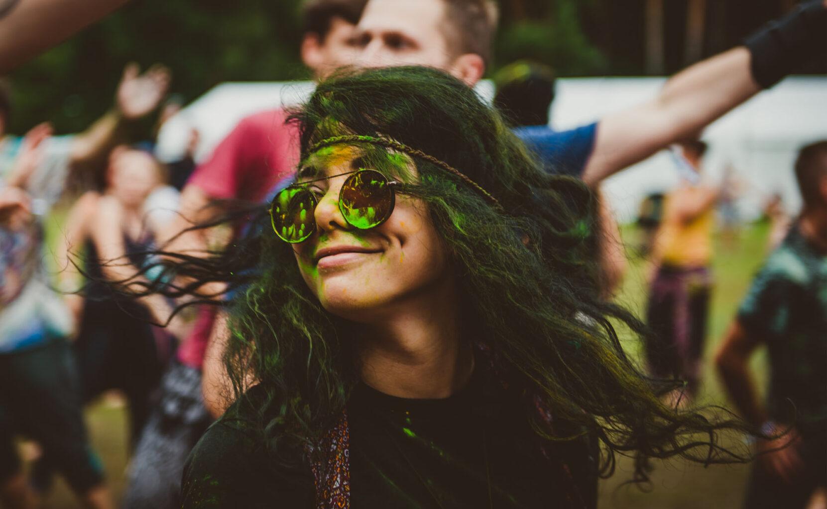 Festiwal wibracje hippie
