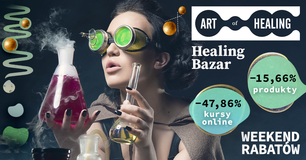 Healing Bazar 28-30 maja!